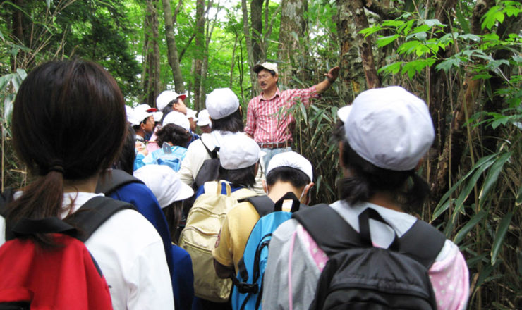 野外教育活動サポート事業
